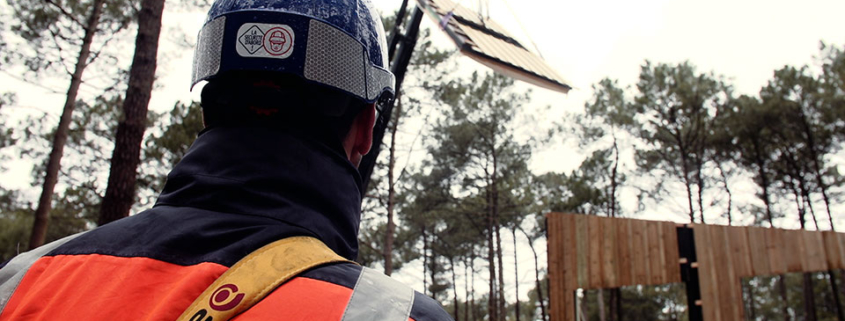 Alpha Bois Bâtiment en vidéo